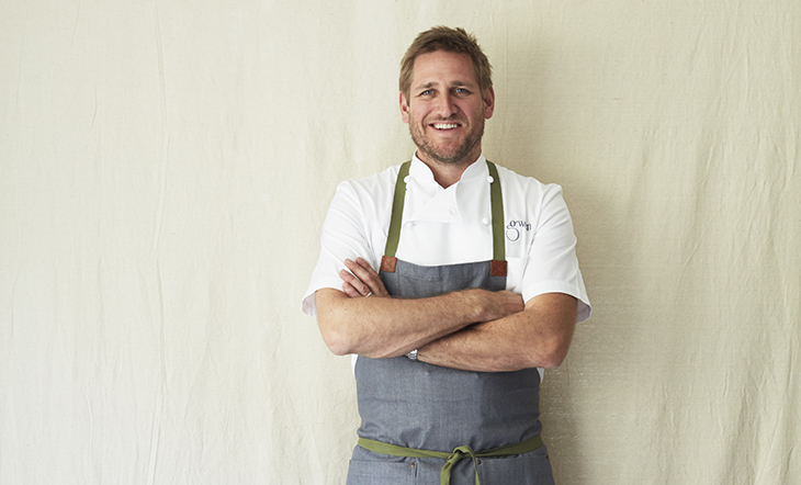 Local Star Curtis Stone