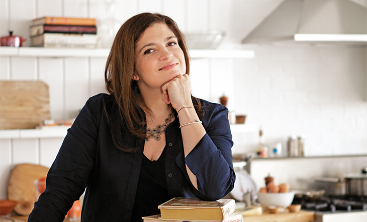 All-Star James Beard Award Winner Alex Guarnaschelli