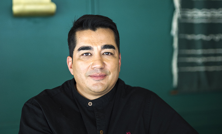 All-Star James Beard Award Winner Alex Jose Garces