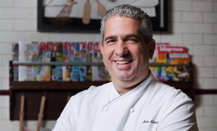 Corporate Chef John Coletta