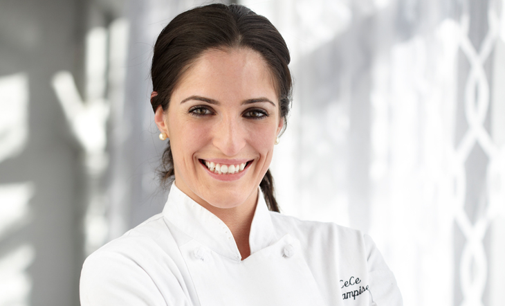 Pastry Chef Celeste Campise