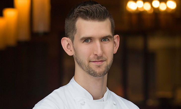 Pastry Chef Ross Evans