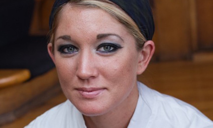 Pastry Chef Samantha Ward