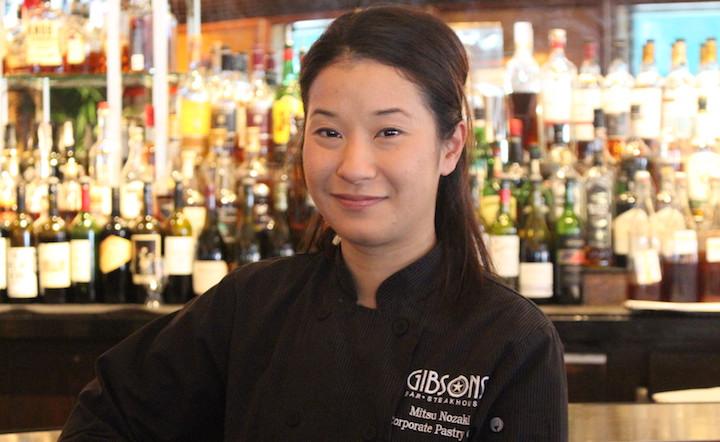 Pastry Chef Mitsu Nozaki