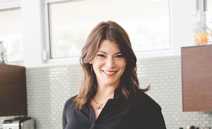 Host Gail Simmons