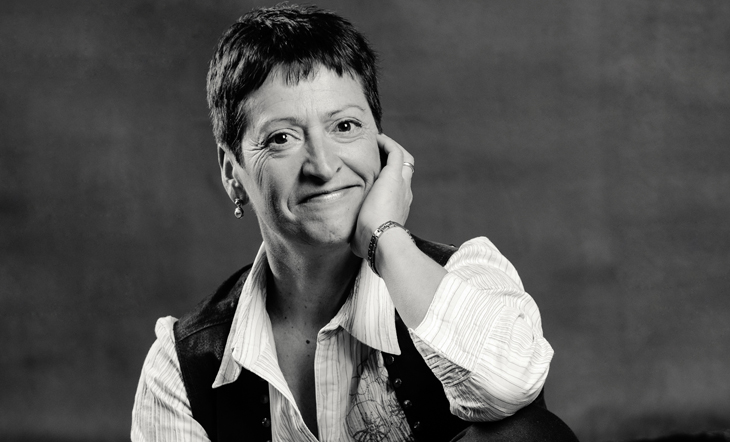 Winemaker Marie-Eve Gilla