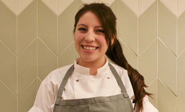 Pastry Chef Isabel Coss