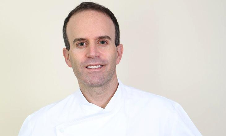 Pastry Chef Alex Levin