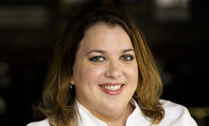 Host Chef Heather Terhune