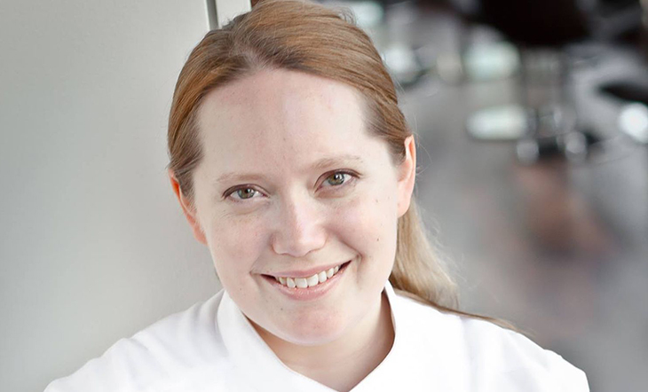 Pastry Chef Meg Galus