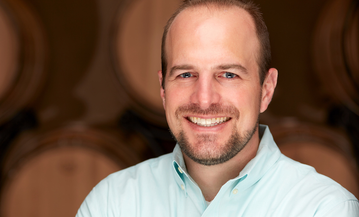 Winemaker Nate Weis