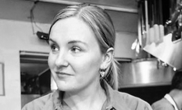 Pastry Chef Meghan Thompson