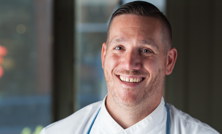 Pastry Chef Brian Mercury (Photo: Dawn Rabinowitz)