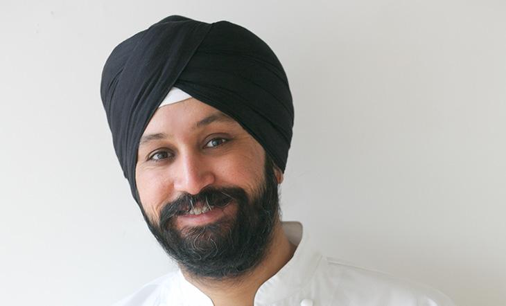 Host Chef Gurminder Gidda