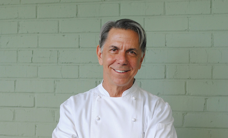 Host Chef Charles Wiley