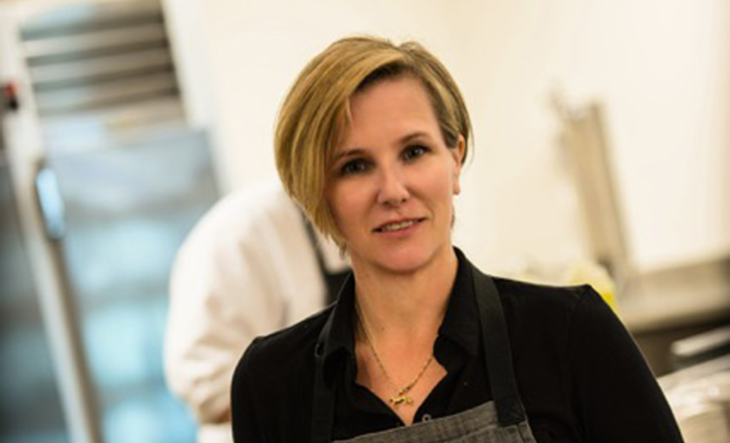 James Beard Award Winner Holly Smith (Photo: Joanne Costin)