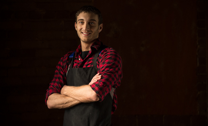 Head Butcher/Culinary Director Mark Mancuso