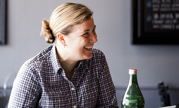 All-Star James Beard Award Winner Ashley Christensen (Photo: Johnny Autry)