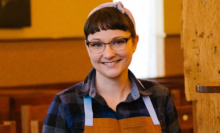 Pastry Chef Dana Cree