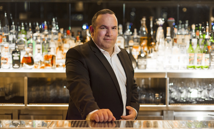 Beverage Director Constantin Alexander (Photo: Aaron Garcia)