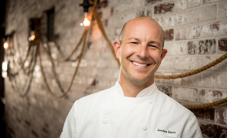 Corporate Executive Chef Jordan Davis (Photo: Tim King Photography)