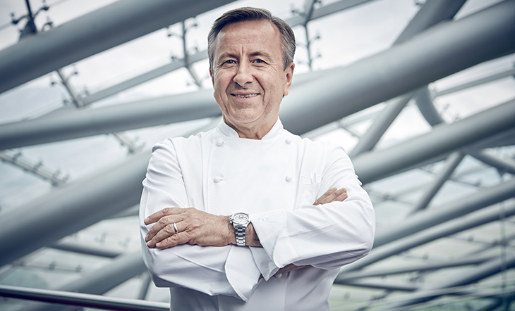 All-Star Daniel Boulud (Photo: Helge Kirchberger Photography)