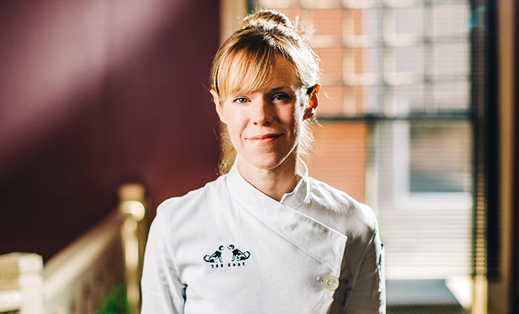 Pastry Chef Ashley Bivens Boyd