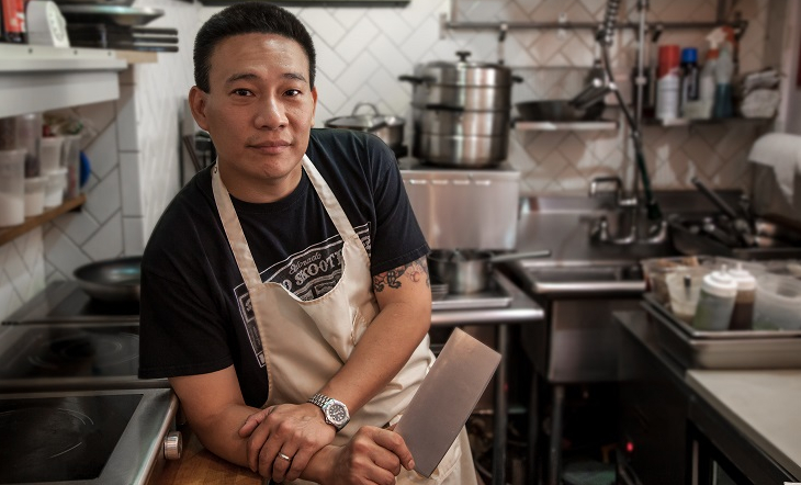 Chef/Owner Chris Cheung