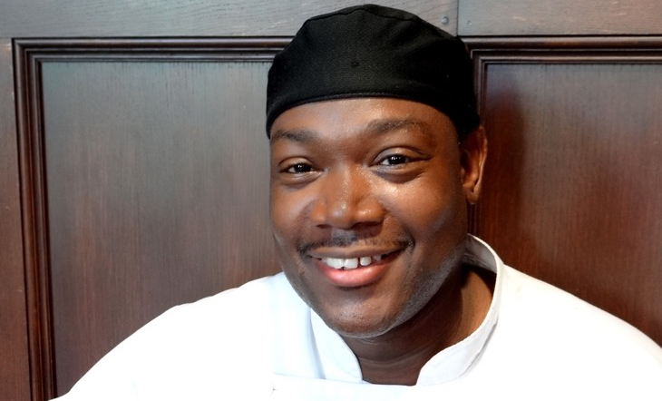 Campus Executive Chef Christopher Smith