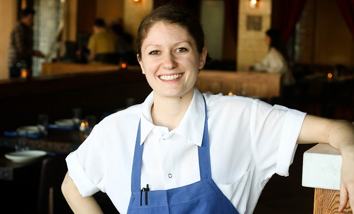 Pastry Chef Camille Cogswell (Photo: Alexandra Hawkins)