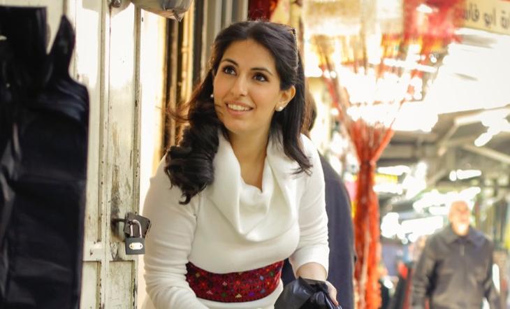 JBF Award Nominee Reem Kassis