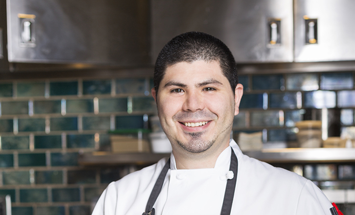 Pastry Chef Christian Castillo (Photo: Patrick Heagney)