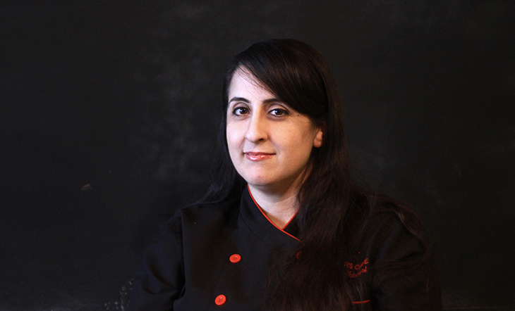 Host Chef Toni Elkhouri