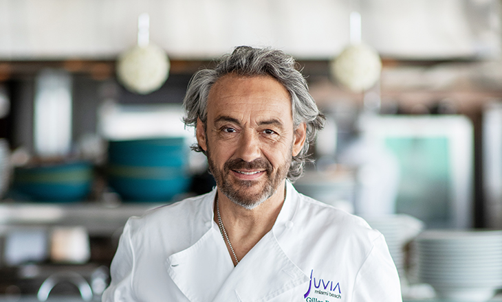 Gilles Epié (Photo: Juvia Miami Beach)