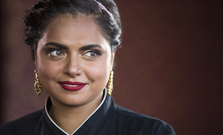 Visiting All-Star Maneet Chauhan