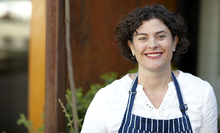 Visiting All-Star James Beard Award Winner Renee Erickson