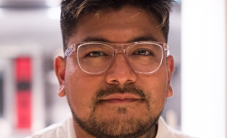 Pastry Chef Hector Guevera