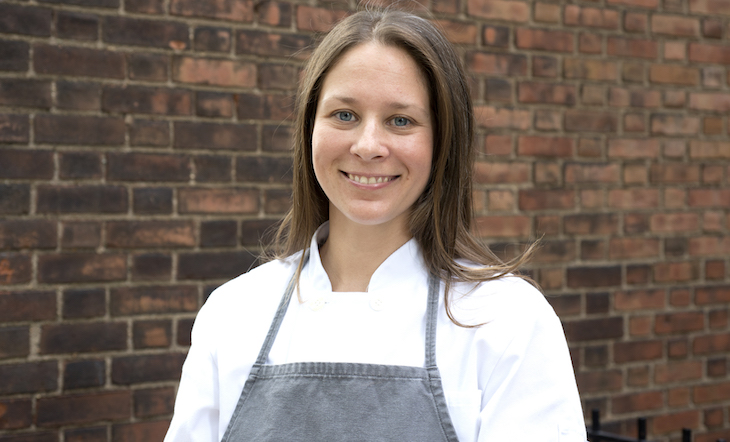 Chef/Partner Erin Shambura (Photo: Michael Harlan Turkell)
