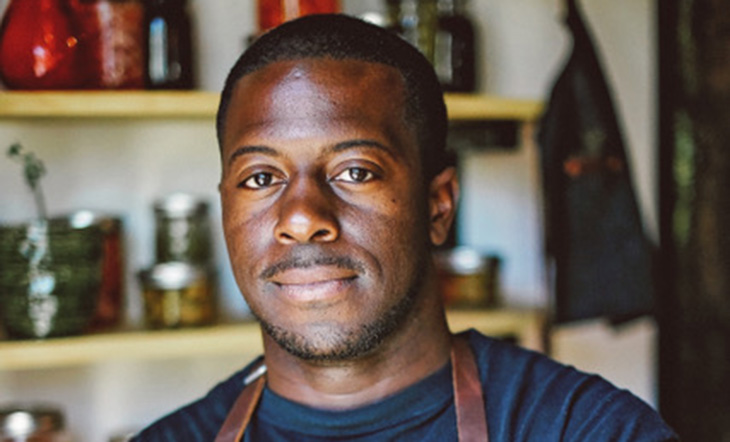 Local All-Star James Beard Award Winner Edouardo Jordan (Photo: Shannon Renfroe)
