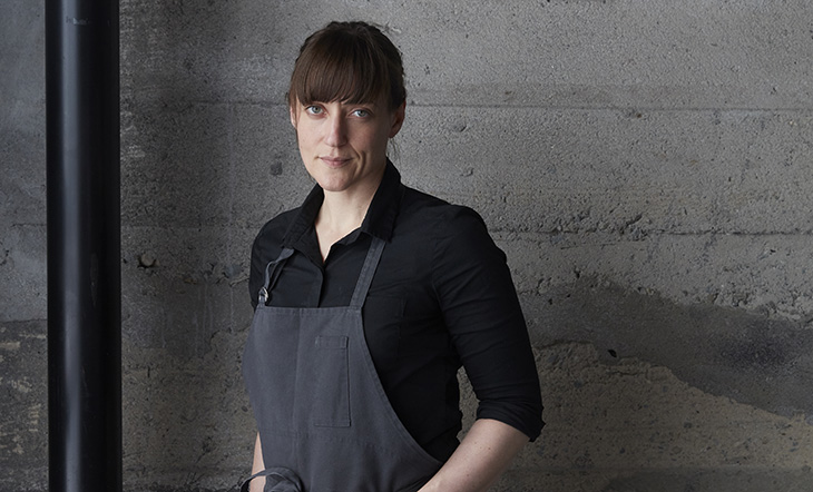 James Beard Award Winner Angela Pinkerton (Photo: Jakob San Francisco)
