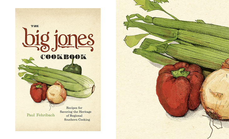 "Paul Fehribach's ""The Big Jones Cookbook"""