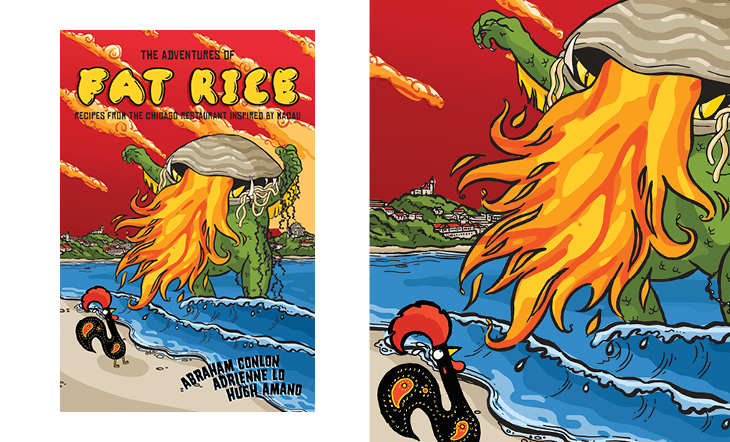 "James Beard Award Winner Abe Conlon and Friends' ""The Adventures of Fat Rice"""