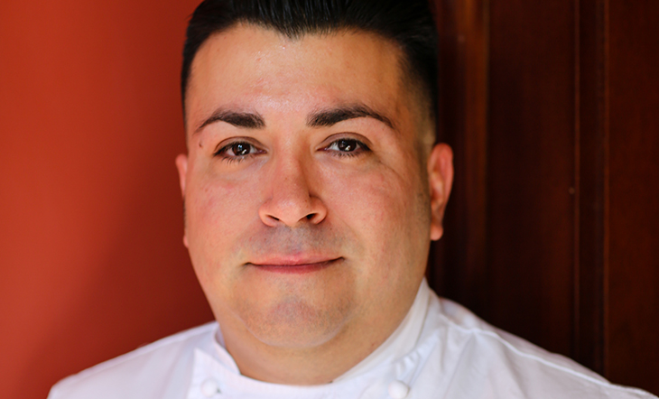 Host Chef Phillip Lopez