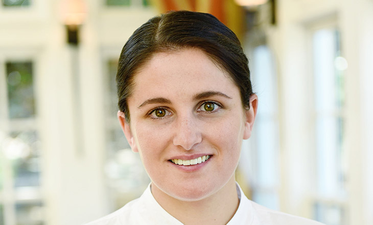 Pastry Chef Meagan Tighe