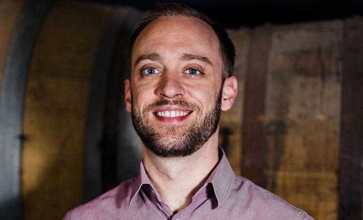 Zach Hunter (Photo: The Brewer's Table)