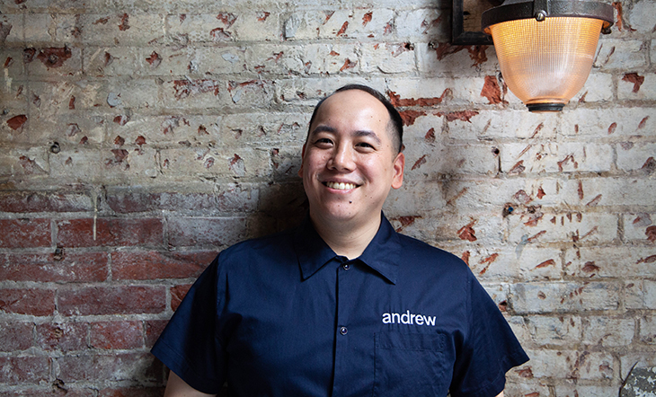 Andrew Ling (Photo: Schulson Collective)