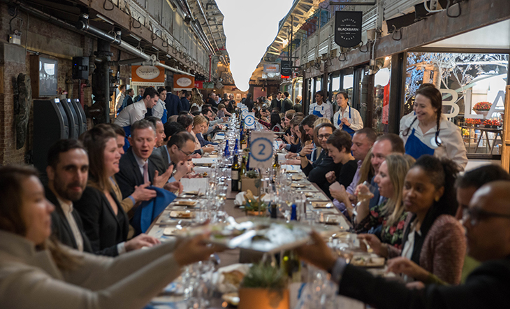 Sunday Supper at Chelsea Market   James Beard Foundation