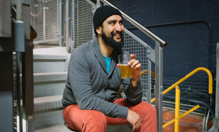 Brewery Educator Jesse Valenciana