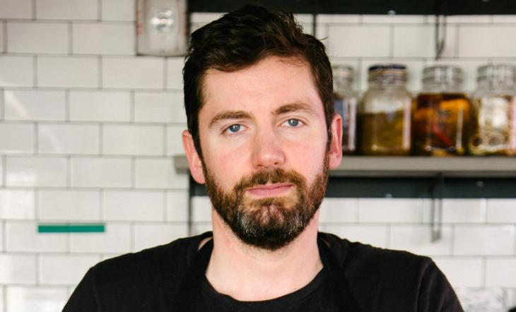 Chef de Cuisine Matthew Crowley