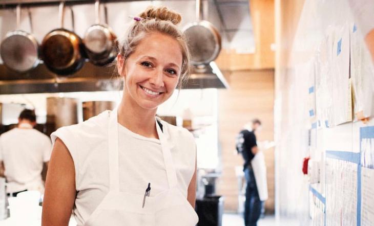 Culinary Director Courtney Storer